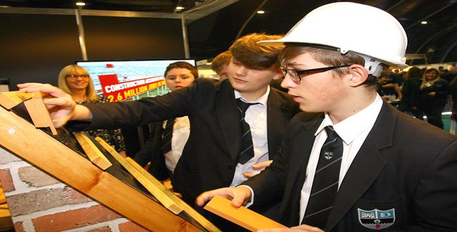 CITB NI building on career foundations at Skills NI
