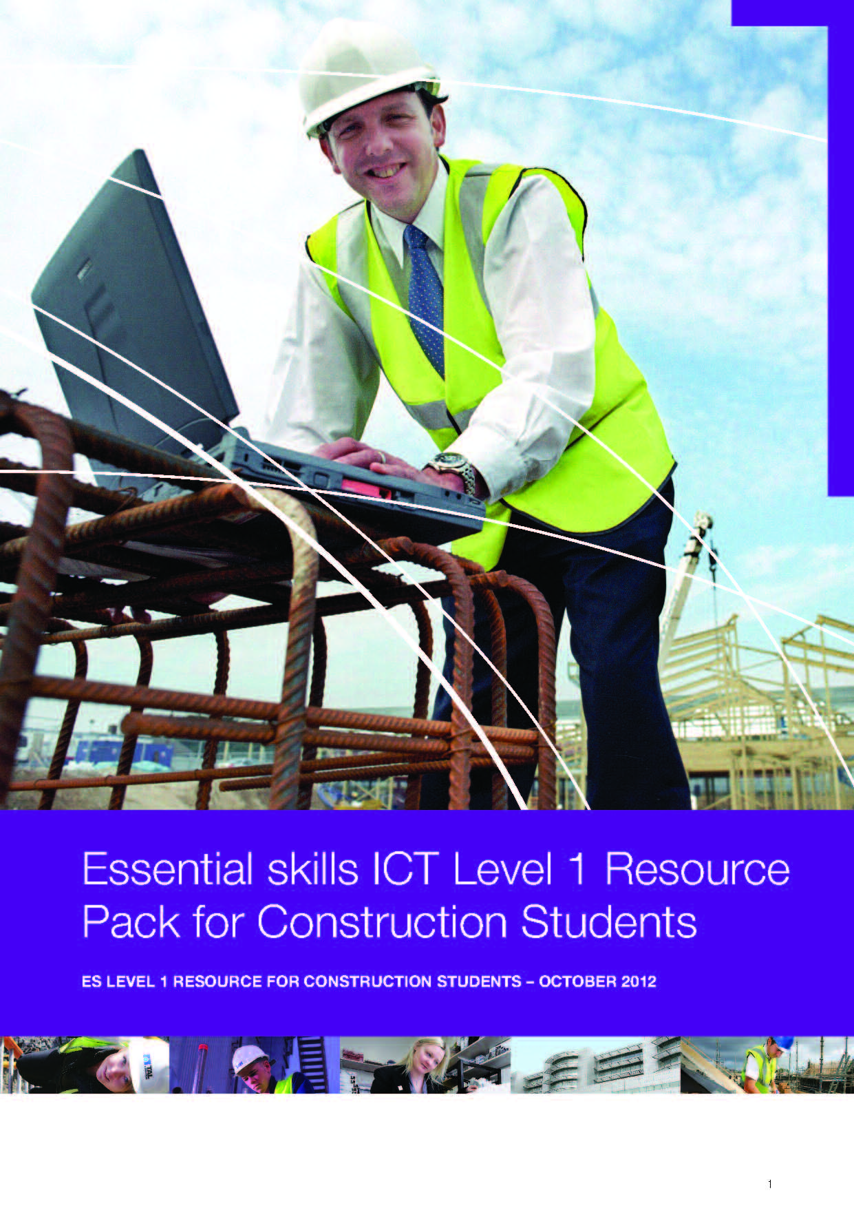 ICT front cover