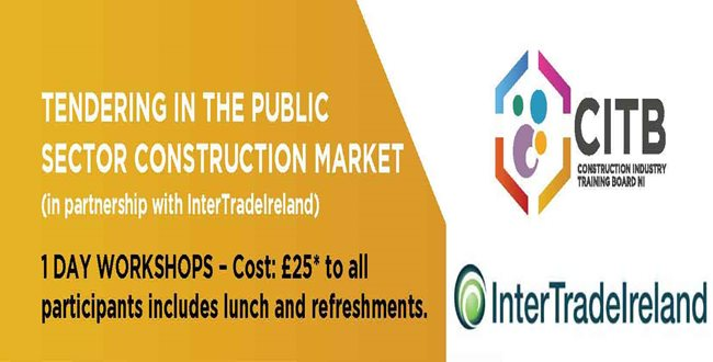 Tendering in the Public Sector Construction Market 23rd Feb 2018 L'derry