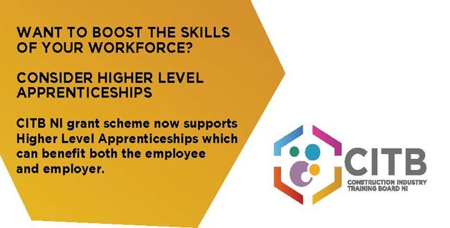 Boost the Skills of your Workforce with Higher Level Apprentices